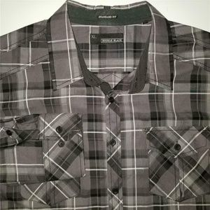 BUCKLE BLACK LABEL Button Down Fashion Shirt